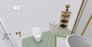 Modélisation 3D d'un appartement parisien